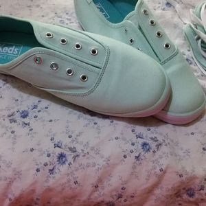 Keds Mint Green Shoes